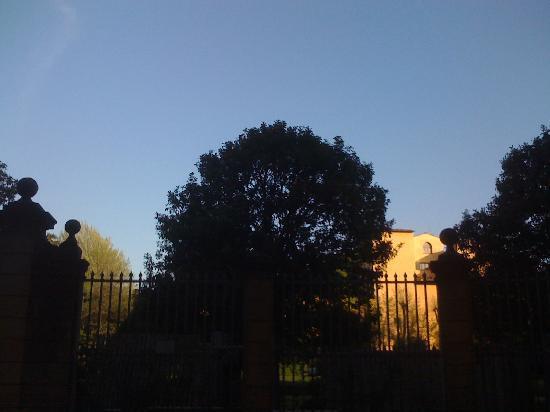 Residenza d'Epoca Home in Palace: Le parc de l'hôtel