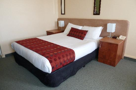 Comfort Inn Coach House Launceston: Bett