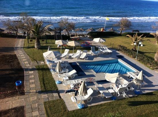 Rethymno Palace : piscine enfants