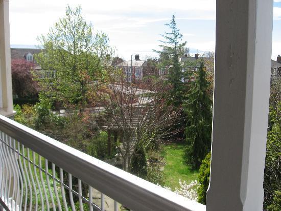 The Grey House Hotel: Garden