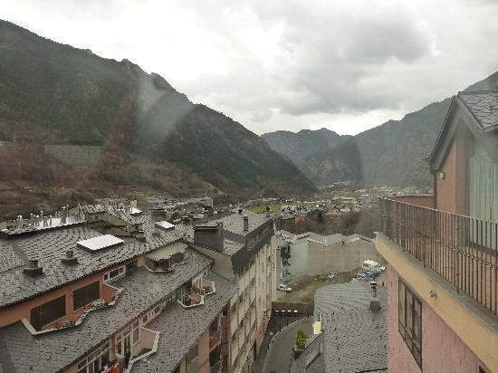 Andorre-la-Vieille, Andorre : Cityview