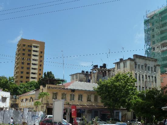 Νταρ Ες Σαλαάμ, Τανζανία: City