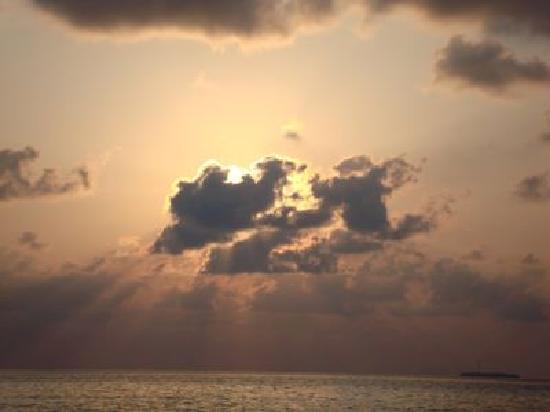 Fun Island Resort : tramonto