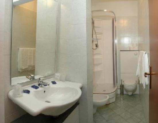 Hotel Toscana: BAGNO