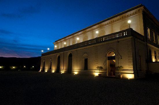 Randazzo, Italie : l'hôtel de nuit