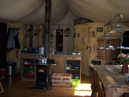 Howbeck Lodge
