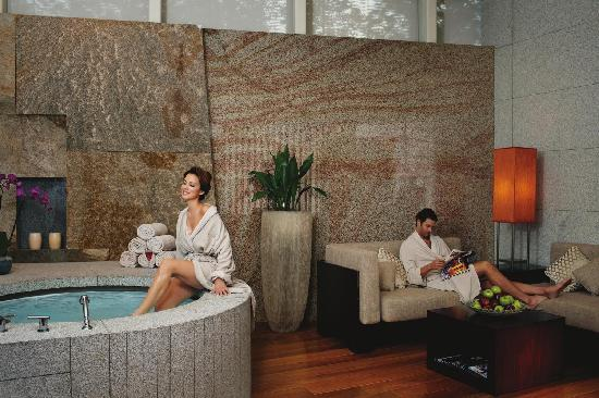 Aria Hotel & Casino: The Spa & Salon at ARIA Reosrt & Casino