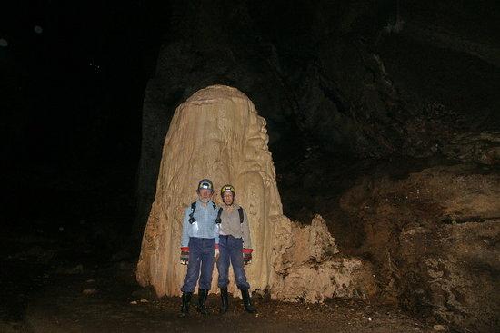 Kuching Caving