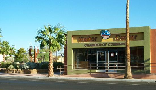 Twentynine Palms, كاليفورنيا: Twentynine Palms Visitor Center & Gallery