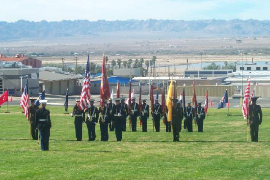 Marine Corps Air Ground Combat Center, Twentynine Palms, CA