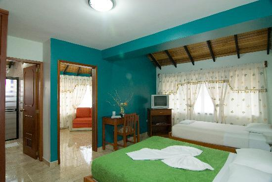 San Cristobal, Venezuela: Suite Jr