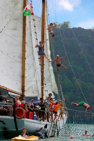 Langkawi Stardust Sailing: Stardust Day Cruise Fun