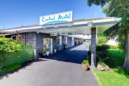 Central Motel: Clean and comfy with friendly service