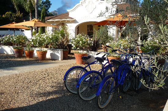 Indian Springs Resort and Spa: complimentary bikes to use