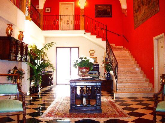 Villa Sogno Charme e Relax Selinunte: SALONE