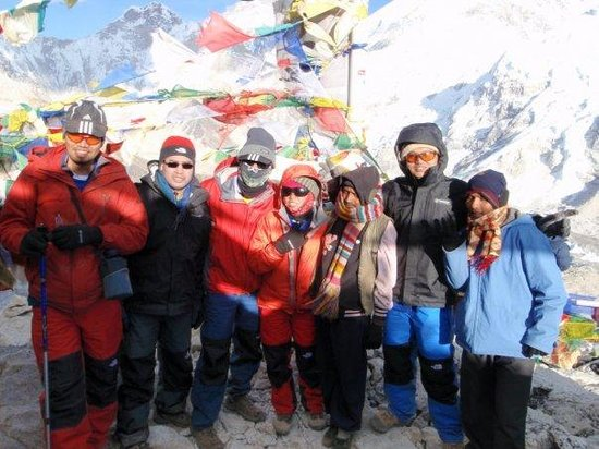 Friendship Nepal Tours and Travels : Everest Trek