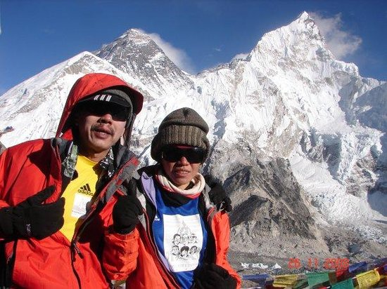 Friendship Nepal Tours and Travels : Everest Kalapatthar