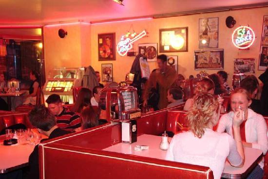 Sixties Berlin Mariendorf route 66 diner restaurant bar cafe photo de fabulous route 66 50s diner berlin