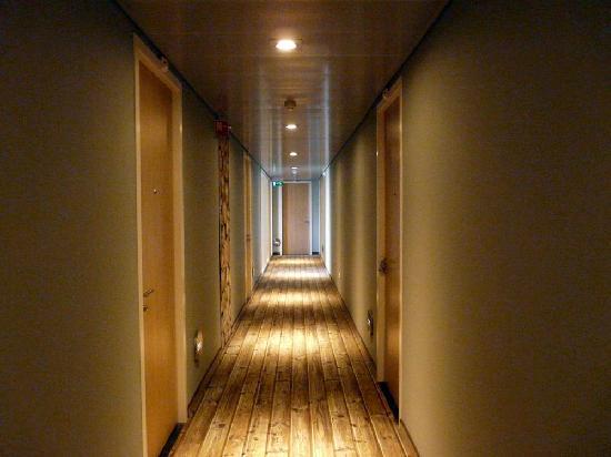 Hotel De Roode Schuur : Gang