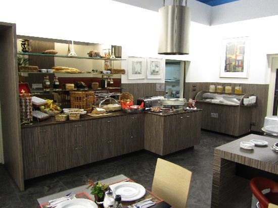Hotel Savoy Amsterdam: Dining area