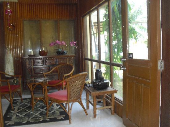 Mindorinne Oriental Beach Resort: Lobby