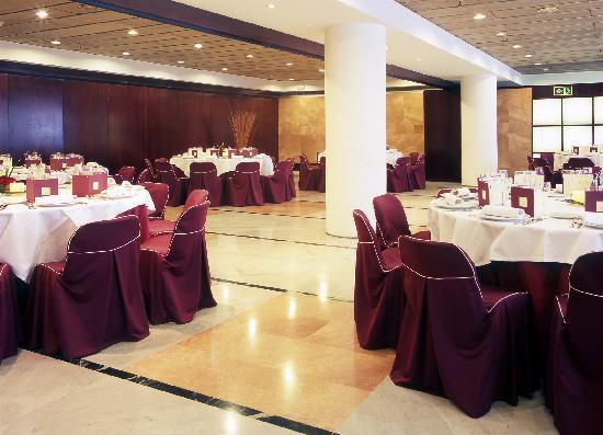 Hotel Catalonia Sabadell: Sala Banquetes Catalonia Sabadell