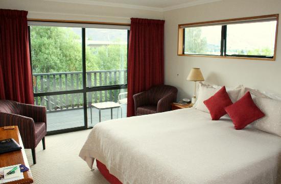 Wanaka Springs Lodge: Coromandel King Room