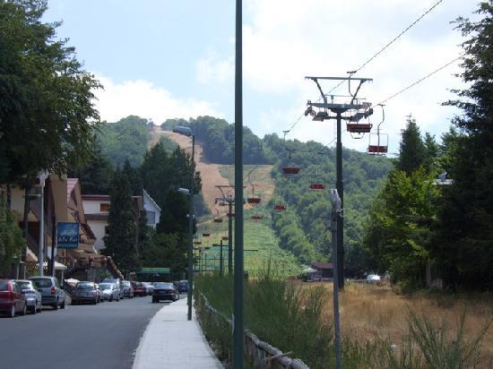 Gambarie, Italia: pista