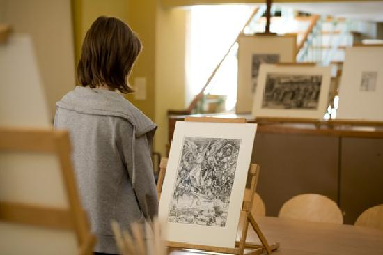 UCL Art Museum: UCL Art Collections - Strang Print Room
