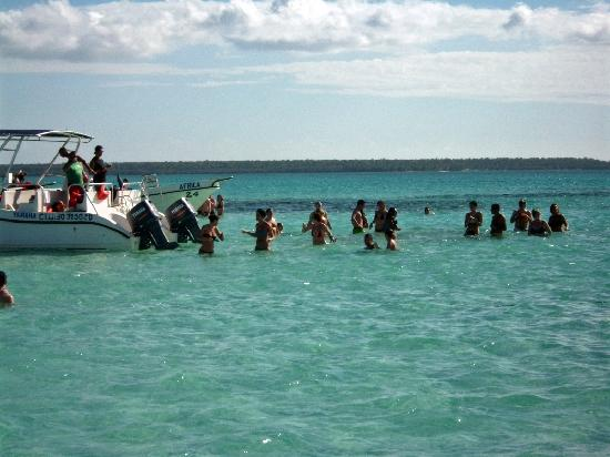 Guesthouse Las Piedras: Baignade dans la Piscine Naturelle (La mer)