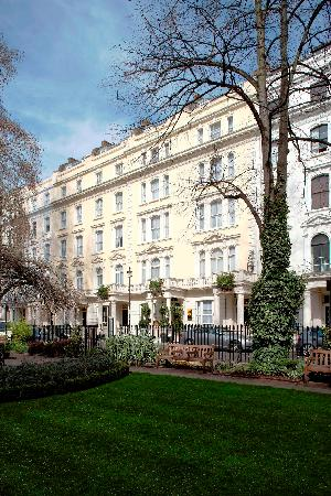 Quality Crown Hyde Park: Exterior