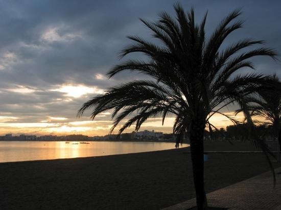 Rosas, Espagne : Baie de Roses