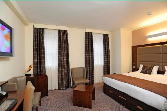 Mercure London Paddington Hotel: exec2