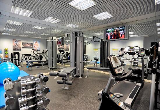 Mercure London Paddington Hotel: gym