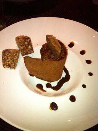 La Cave : joli dessert