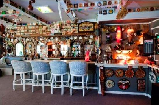 The Wesley: Indoor Cigar Bar