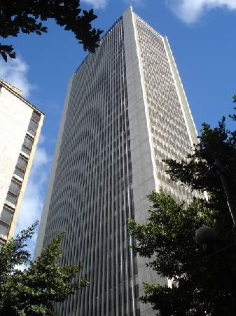 Explora Bogota Day Tours and Activities - Day Tours: Edificio AVIANCA down town Bogotá