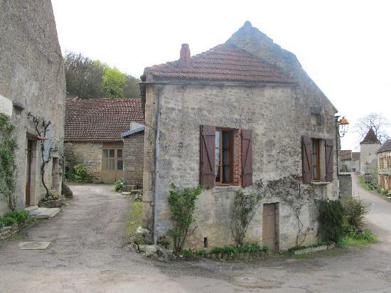 Burgundy, Frankrig: Hauteroche