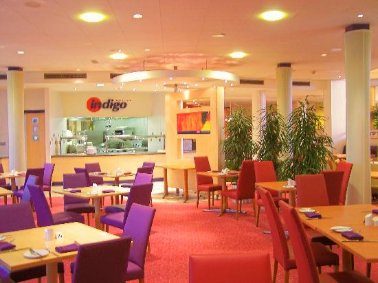 Ramada London North M1: Resturant