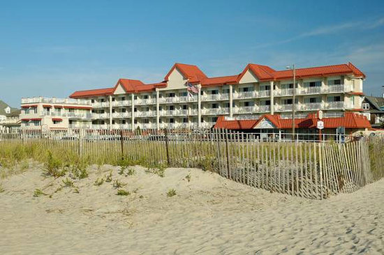 Montreal Beach Resort : Montreal Inn Cape May