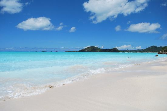 St. John's, Antigua: Valley Church Beach