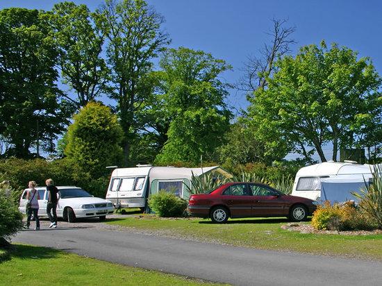 Touring Park at Kippford Holiday Park