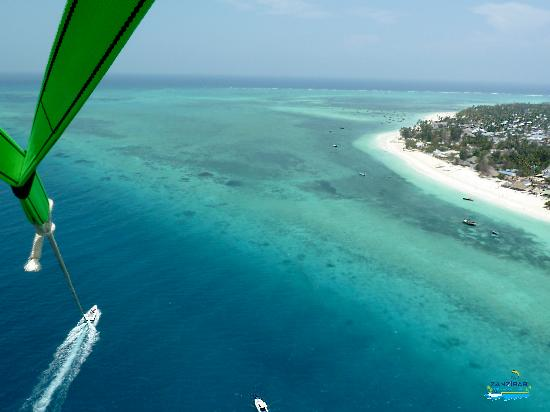 Nungwi, Tanzania: See the brilliant colors of the coral reef around the northern tip of Zanzibar.
