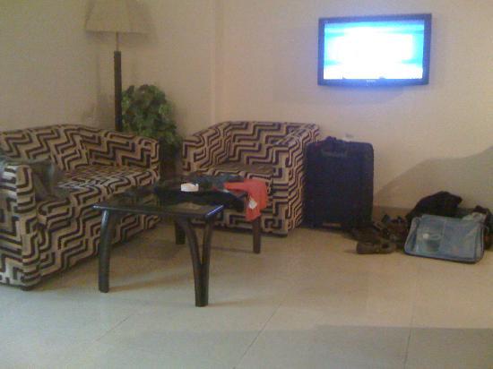 Hotel Impress: La chambre