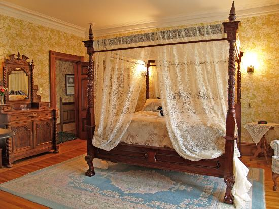 Bread And Roses Inn: Bedroom # 2