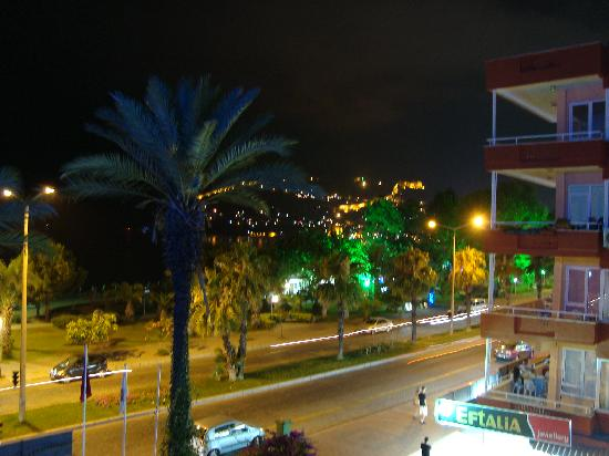 International Hotel: night view