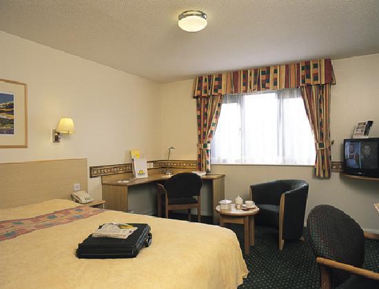 Days Inn Bradford M62: Double Room