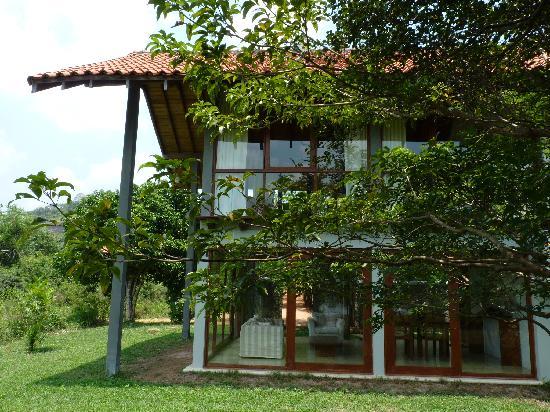 Wild Grass Nature Resort: villa number 1