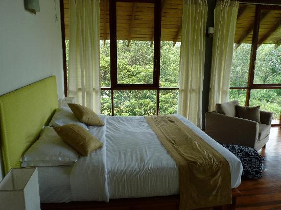 Wild Grass Nature Resort: comfy bed
