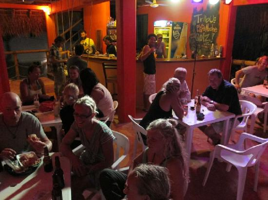 Tribu Hostel: Quiz night at the Tribu bar